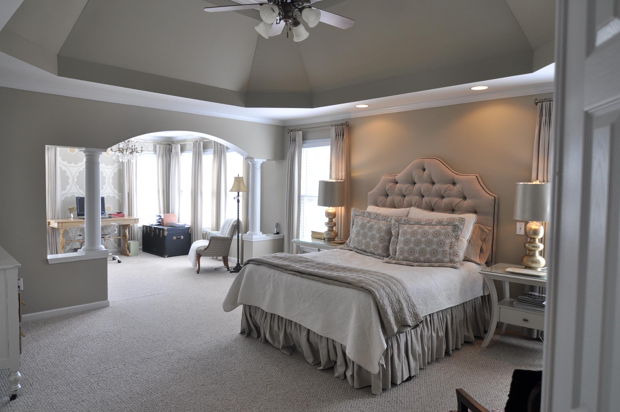 Rosemary's bedroom